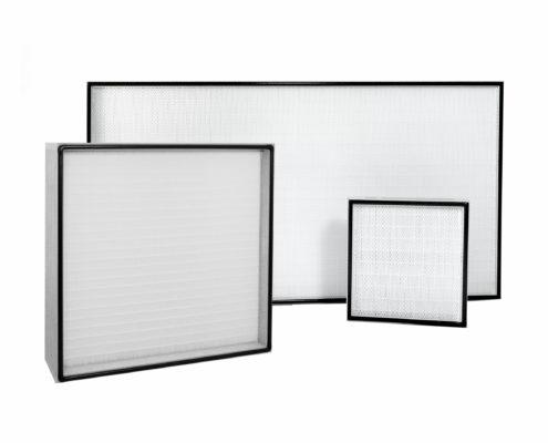 Schwebstofffilter HEPA-Filter ULPA-Filter EPA-Filter Filtermaterial Filtersysteme