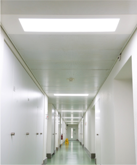 R-Clip LED Panels Licht Beleuchtung