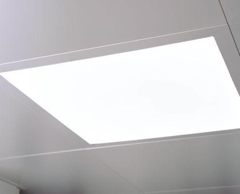 LED Umfeldbeleuchtung Panel Licht