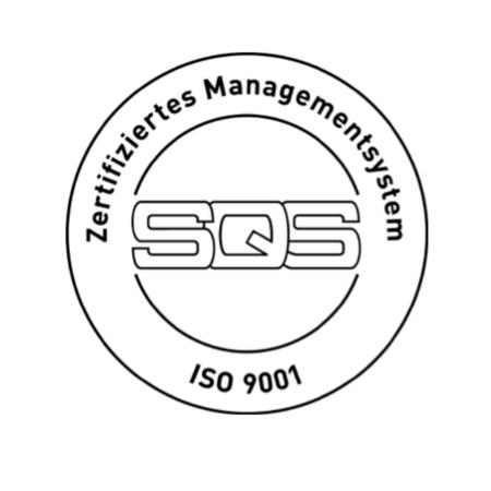 TQM SQS Zertifiziert