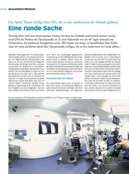 Spital Thusis TQM GmbH Jun 17
