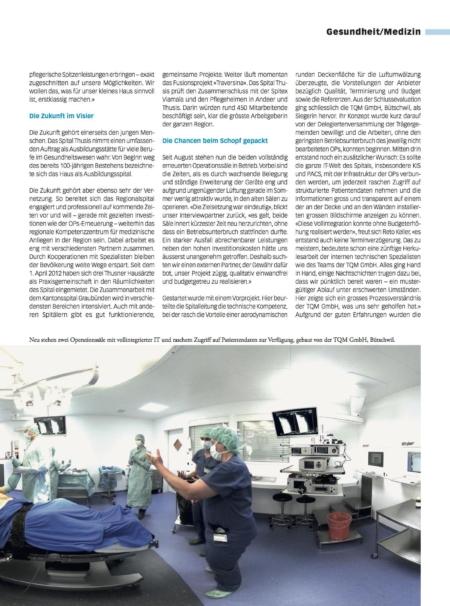 Spital Thusis TQM GmbH Jun 17 Seite 2