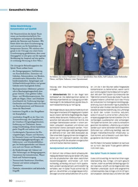 Spital Thusis TQM GmbH Jun 17 Seite 5