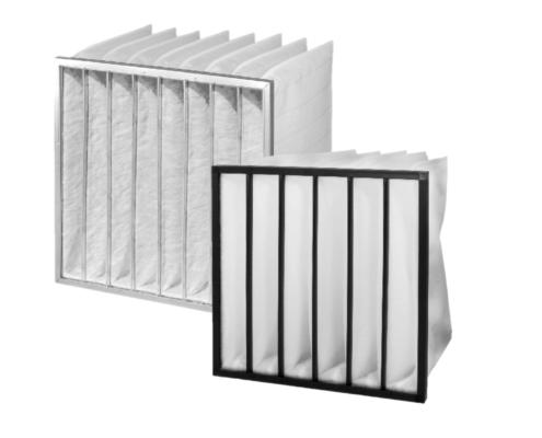 Taschenfilter Filtersysteme Filtermaterial Filter