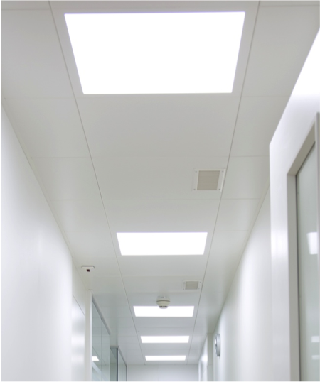 Q-Clip LED Panels Licht Beleuchtung