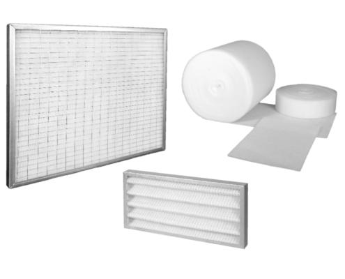 Vorfilter Filtermatte Filtersysteme Filtermaterial Filter